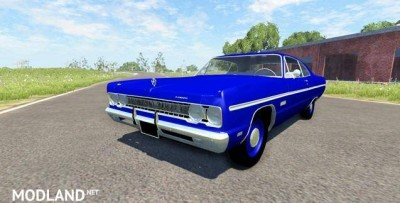 Plymouth Fury III 1969 Car Mod [0.7.0], 1 photo